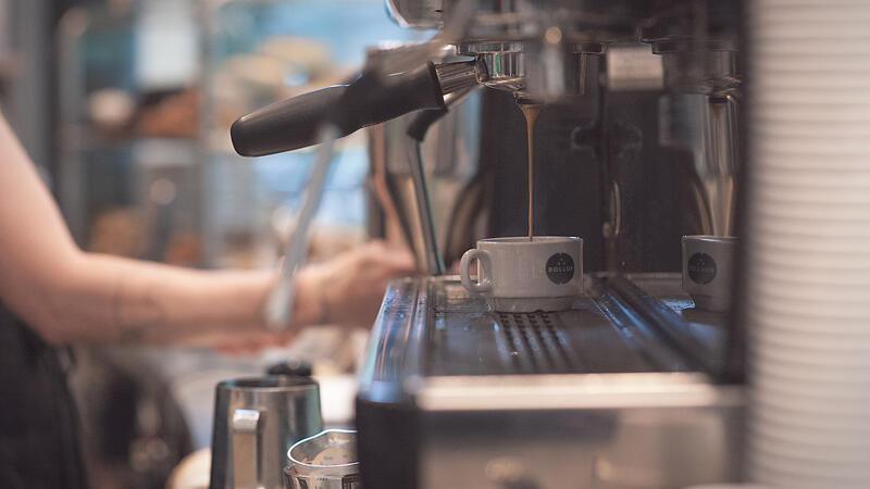 Dollop Coffee & Tea Interior Shot