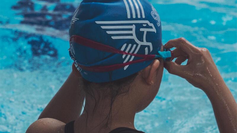 Shanghai American School Pool Cap