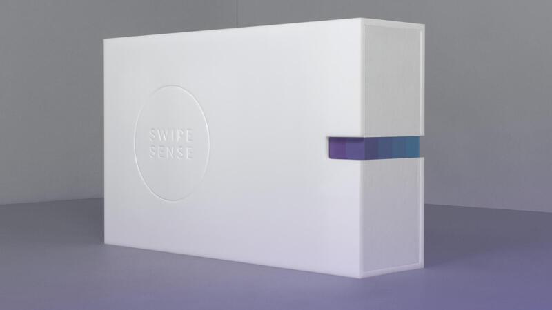 Swipe Sense Engraved Product Box