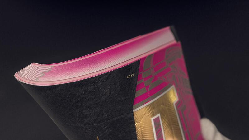Typeforce III Printing Detail