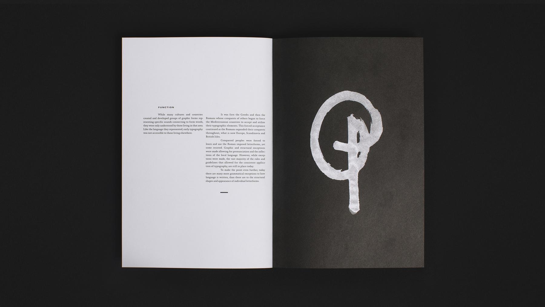 Typeforce IV Interior Foreword By Joseph Michael Essex